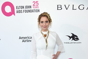 Candace Cameron Bure attends the 26th annual Elton John AIDS Foundation Academy Awards Viewing Party sponsored by Bulgari, celebrating EJAF and the 90th Academy Awards at The City of West Hollywood Park on March 4, 2018 in West Hollywood, California.