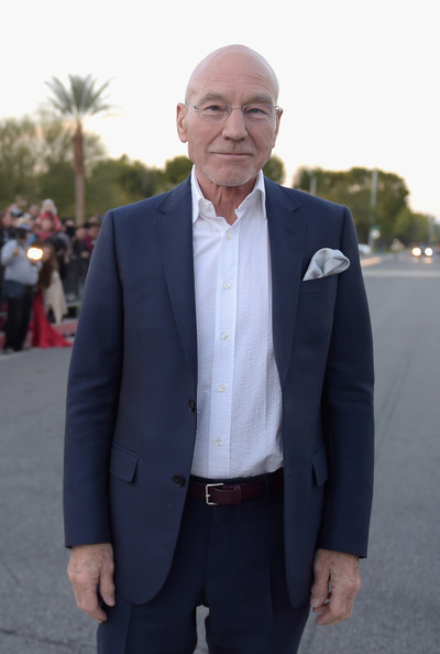 Patrick Stewart had to turn down the role of Cogsworth.
