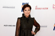 Kris Jenner attends the 26th Annual Race to Erase MS Gala at The Beverly Hilton Hotel on May 10, 2019 in Beverly Hills, California.
