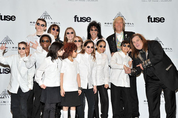Michael Bruce 26th Annual Rock And Roll Hall Of Fame Induction Ceremony - Press Room
