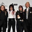 Neal Smith 26th Annual Rock And Roll Hall Of Fame Induction Ceremony - Press Room