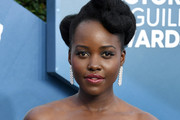 Lupita Nyong'o attends the 26th Annual Screen ActorsGuild Awards at The Shrine Auditorium on January 19, 2020 in Los Angeles, California.