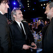 Joaquin Phoenix and Todd Phillips Photos