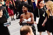 Actress Lupita Nyong'o. attends the 26th annual Screen ActorsGuild Awards at The Shrine Auditorium on January 19, 2020 in Los Angeles, California.