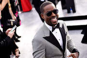 Actor Sterling K. Brown. attends the 26th annual Screen ActorsGuild Awards at The Shrine Auditorium on January 19, 2020 in Los Angeles, California.