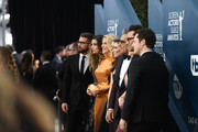 Dan Levy and Annie Murphy Photos Photo