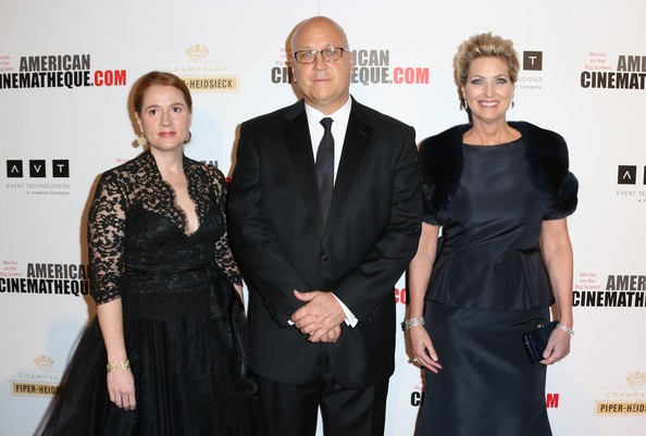 Arrivals at the American Cinematheque Award Ceremony - 1 of 1