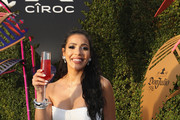 Julissa Bermudez attends the 27th annual Elton John AIDS Foundation Academy Awards Viewing Party celebrating EJAF and the 91st Academy Awards with Cocktails By CIROC Vodka and Tequila Don Julio on February 24, 2019 in West Hollywood, California.
