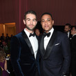 Chace Crawford and Don Lemon Photos