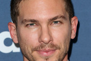 Model Adam Senn attends the 27th Annual GLAAD Media Awards at the Beverly Hilton Hotel on April 2, 2016 in Beverly Hills, California.