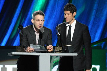 Adam Horovitz Michael Diamond 27th Annual Rock And Roll Hall Of Fame Induction Ceremony - Show