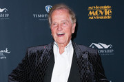 Pat Boone attends the 28th Annual Movieguide Awards Gala at Avalon Theater on January 24, 2020 in Los Angeles, California.
