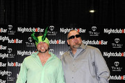 """Counting Cars television personalities """"Horny Mike"""" Henry (L) and Scott Smith attend the 28th annual Nightclub & Bar Convention and Trade Show at the Las Vegas Convention Center on March 20th, 2013 in Las Vegas, Nevada."""