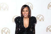 Actor Kerry Washington attends the 28th Annual Producers Guild Awards at The Beverly Hilton Hotel on January 28, 2017 in Beverly Hills, California.