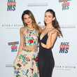 Victoria Justice and Madison Reed