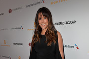 TV personality Leeann Tweeden arrives on the red carpet at the 2014 Sports Spectacular Gala at the Hyatt Regency Century Plaza on May 18, 2014 in Century City, California.
