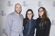 Festival Jurors Andrew Greenbaltt, Jennifer Cochis and Marcie Hume attend the 29th Annual Palm Springs International Film Festival Award Brunch on January 13, 2018 in Palm Springs, California.