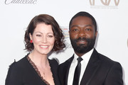 Jessica Oyelowo (L) and David Oyelowo attend the 29th Annual Producers Guild Awards at The Beverly Hilton Hotel on January 20, 2018 in Beverly Hills, California.
