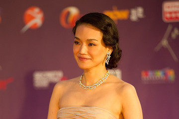 Shu Qi The 29th Hong Kong Film Awards Presentation Ceremony