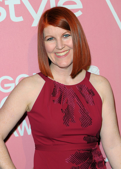 kate flannery married