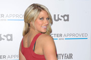 Professional wrestler Kelly Kelly attends the 2nd Annual Character Approved Awards cocktail reception at The IAC Building on February 25, 2010 in New York City.