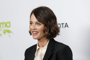 Robin Tunney attends the 2nd annual Environmental Media Association (EMA) honors benefit gala at Private Estate on September 28, 2019 in Pacific Palisades, California.