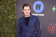 Dominic Sherwood attends the 2nd Annual Freeform Summit at Goya Studios on March 27, 2019 in Los Angeles, California.