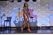 Estelle speaks onstage at the 2nd Annual Girl Up #GirlHero Awards at the Beverly Wilshire Four Seasons Hotel on October 13, 2019 in Beverly Hills, California.