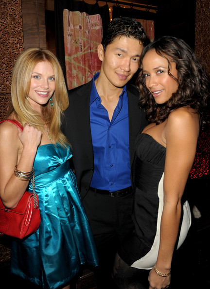 """Photos and Pictures - """"300"""" Los Angeles Premiere Grauman's ...  Rick Yune Girlfriend"""