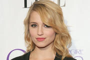 Dianna+Agron in 2nd Annual Mary J. Blige Honors Concert