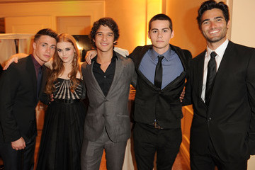 Tyler Posey Dylan O'Brien The 2nd Annual Thirst Project Gala