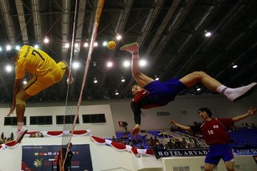 Kim Young Man 2nd ISTAF Super Series - Day 3