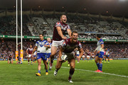 Kieran Foran and Cheyse Blair Photos Photo