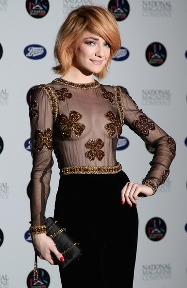 Nicola+Roberts in 30 Days of Fashion And Beauty Gala Party - Arrivals