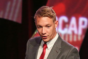 Diplo receives the ASCAR Vanguard Award on stage during the 30th Annual ASCAP Pop Music Awards at Loews Hollywood Hotel on April 17, 2013 in Hollywood, California.