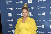 Meghan Trainor attends the 30th Annual GLAAD Media Awards at The Beverly Hilton Hotel on March 28, 2019 in Beverly Hills, California.