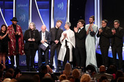 Cast and crew of 'Queer Eye' accept the Outstanding Reality Program onstage during the 30th Annual GLAAD Media Awards Los Angeles at The Beverly Hilton Hotel on March 28, 2019 in Beverly Hills, California.