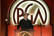 John C. Reilly speaks onstage during the 30th annual Producers Guild Awards at The Beverly Hilton Hotel on January 19, 2019 in Beverly Hills, California.