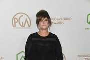 Amy Pascal attends the 31st Annual Producers Guild Awards at Hollywood Palladium on January 18, 2020 in Los Angeles, California.