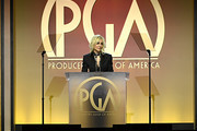 Judith Light speaks onstage during the 31st Annual Producers Guild Awards at Hollywood Palladium on January 18, 2020 in Los Angeles, California.