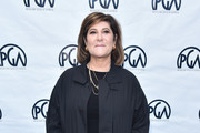 Amy Pascal attends the 31st Annual Producers Guild Awards Nominees Breakfast at The Skirball Cultural Center on January 18, 2020 in Los Angeles, California.