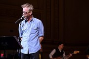 Matt Berninger rehearses on stage during the 33nd Annual Tibet House US Benefit Concert & Gala on February 26, 2020 in New York City.