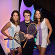 Billie Jean King Jessica Mendoza Photos