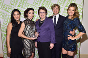 Michelle Kwan and Amy Purdy Photos Photo