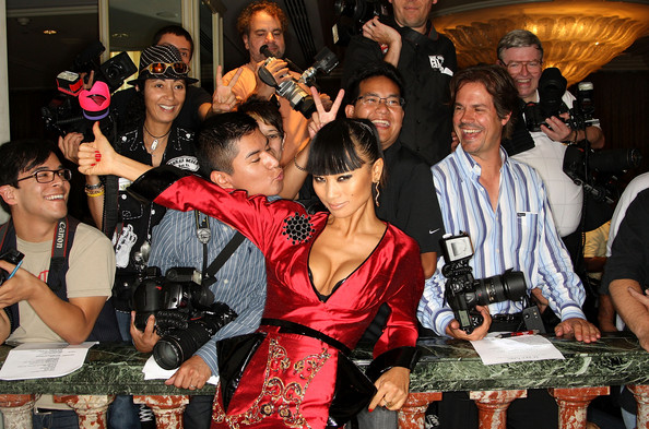 Bai+Ling in 36th Annual Vision Awards - Arrivals