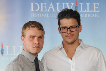 Brady Corbet Alistair Banks Griffin 36th Deauville Film Festival -'Two Gates of Sleep' Photocall