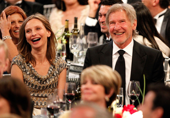 Harrison Ford Wedding And Actor Harrison Ford in