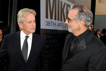 Michael Douglas Jon Avnet 38th AFI Life Achievement Award Honoring Mike Nichols - Arrivals