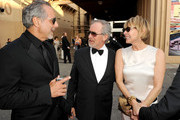 AFI Vice-Chairman Producer Jon Avnet, AFI Board Member Steven Spielberg, and Kate Capshaw arrive at the 38th AFI Life Achievement Award honoring Mike Nichols held at Sony Pictures Studios on June 10, 2010 in Culver City, California. The AFI Life Achievement Award tribute to Mike Nichols will premiere on TV Land on Saturday, June 25 at 9PM ET/PST.