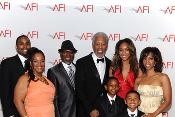 Teacel Hines 39th AFI Life Achievement Award Honoring Morgan Freeman - Award Presentation